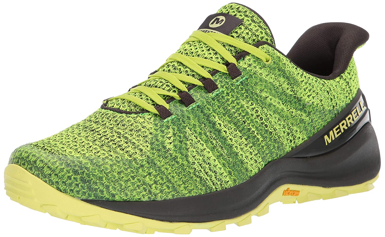 Mehrfarbig (Lime Punch) Merrell Herren Momentous Traillaufschuhe