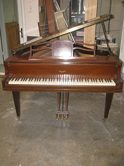 Amazon Com Howard By Baldwin Baby Grand Piano Musical Instruments