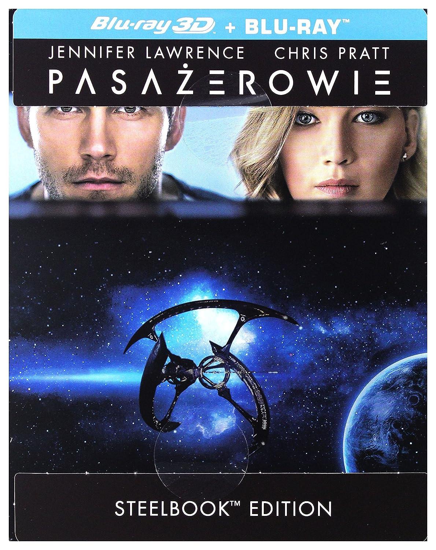 Pasajeros Blu-Ray + Blu-Ray 3D Region B Audio español. SubtÄÂtulos ...