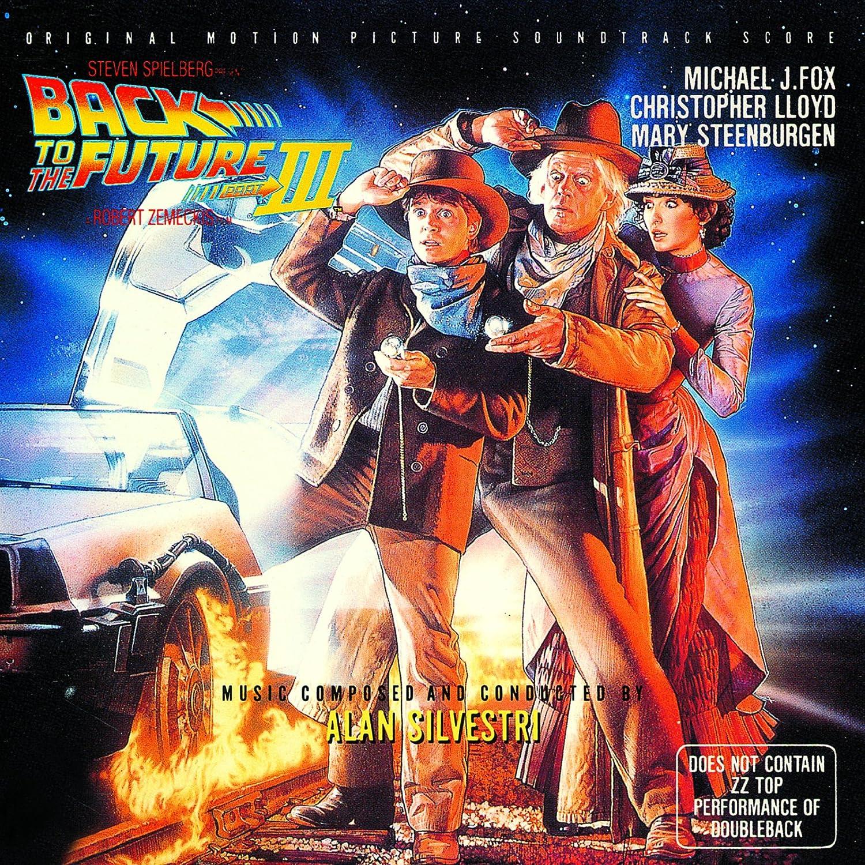 BACK TO THE FUTURE PART 3 ORIGINAL SOUNDTRACK(remaster)