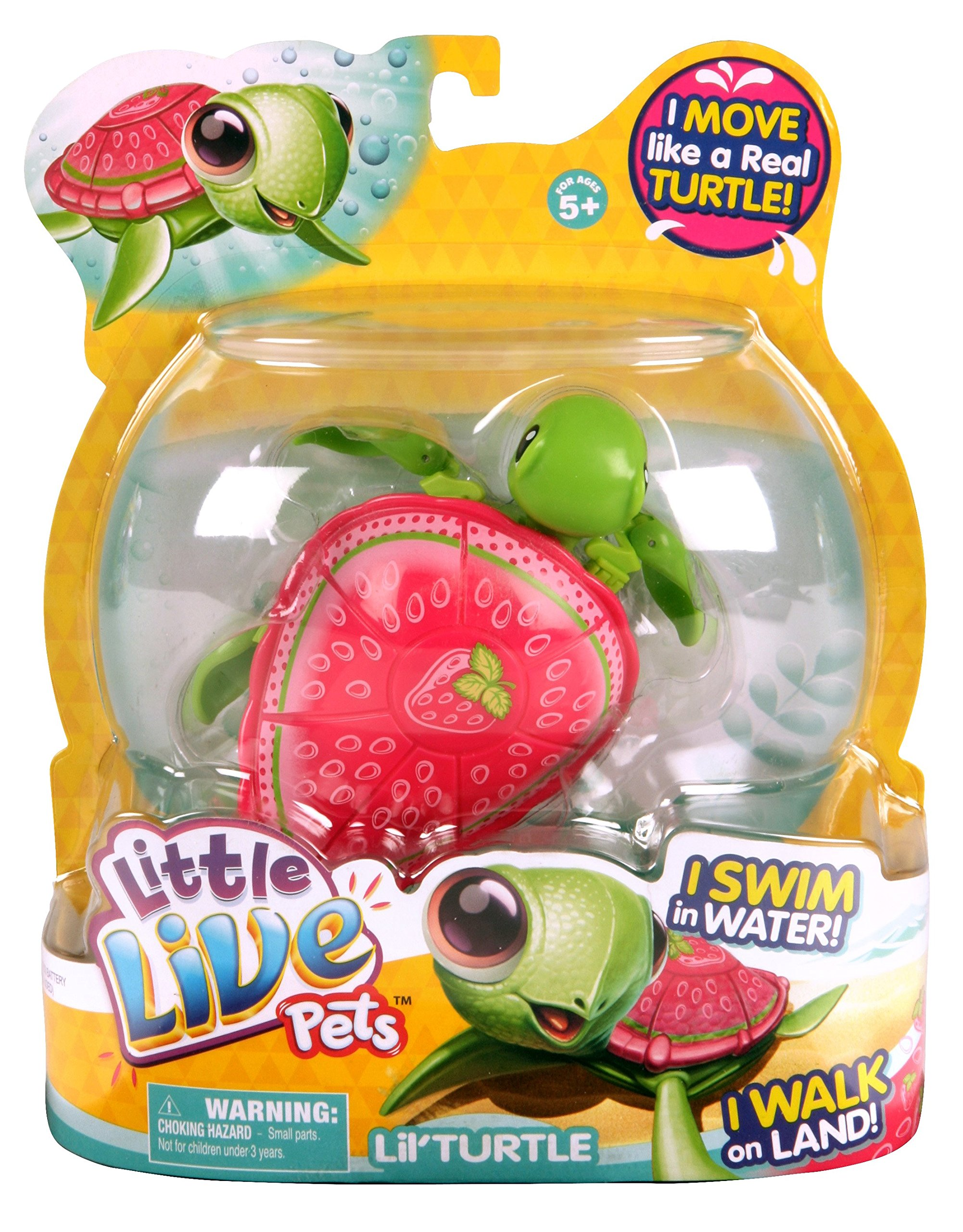 Little Live Pets Turtle - Pinky by Little Live Pets (Image #4)