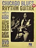 Chicago Blues Rhythm Guitar Guitare +DVD