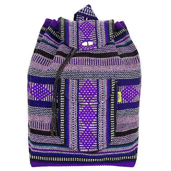 Mexican backpack mexican morral backpack mexican handbag,summer bag Mexican bag BOHO backpack handbag,hippie backpack beach bag