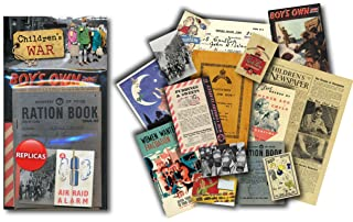 Brought to you by Resources for Teaching - Memorabilia i bambini in guerra Memorabilia Pack Company 790157/E15