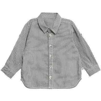8a062f918abf Wheat Baby Boys  Shirt Pelle LS