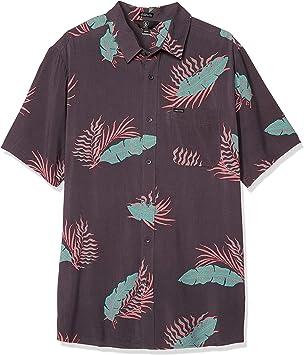 Volcom Bermuda S/S - Camisa Hombre: Amazon.es: Deportes y aire libre