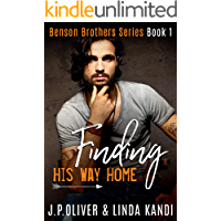 Finding His Way Home (Benson  Brothers Book 1)