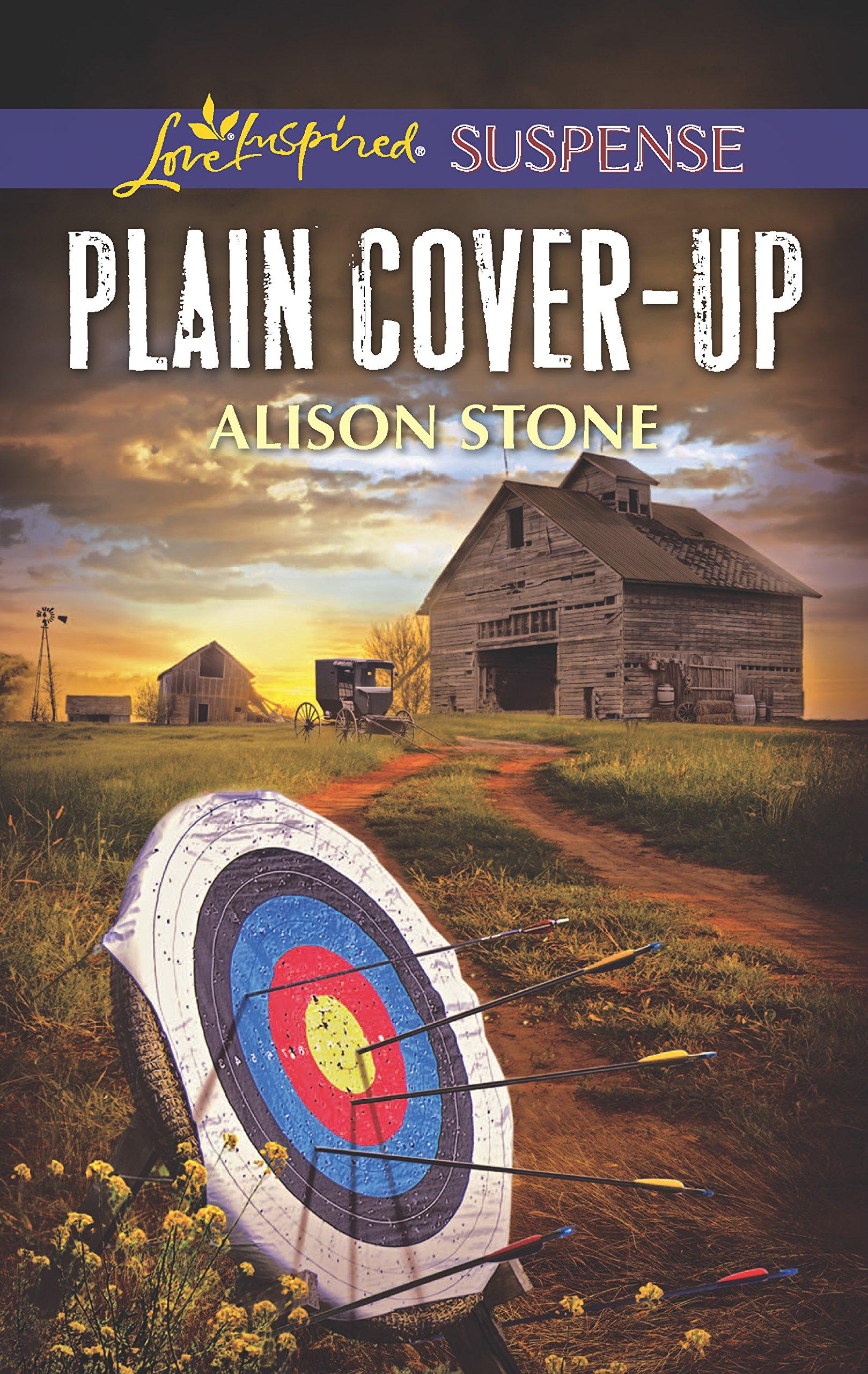 Plain Cover-Up (Love Inspired Suspense) by Love Inspired Suspense