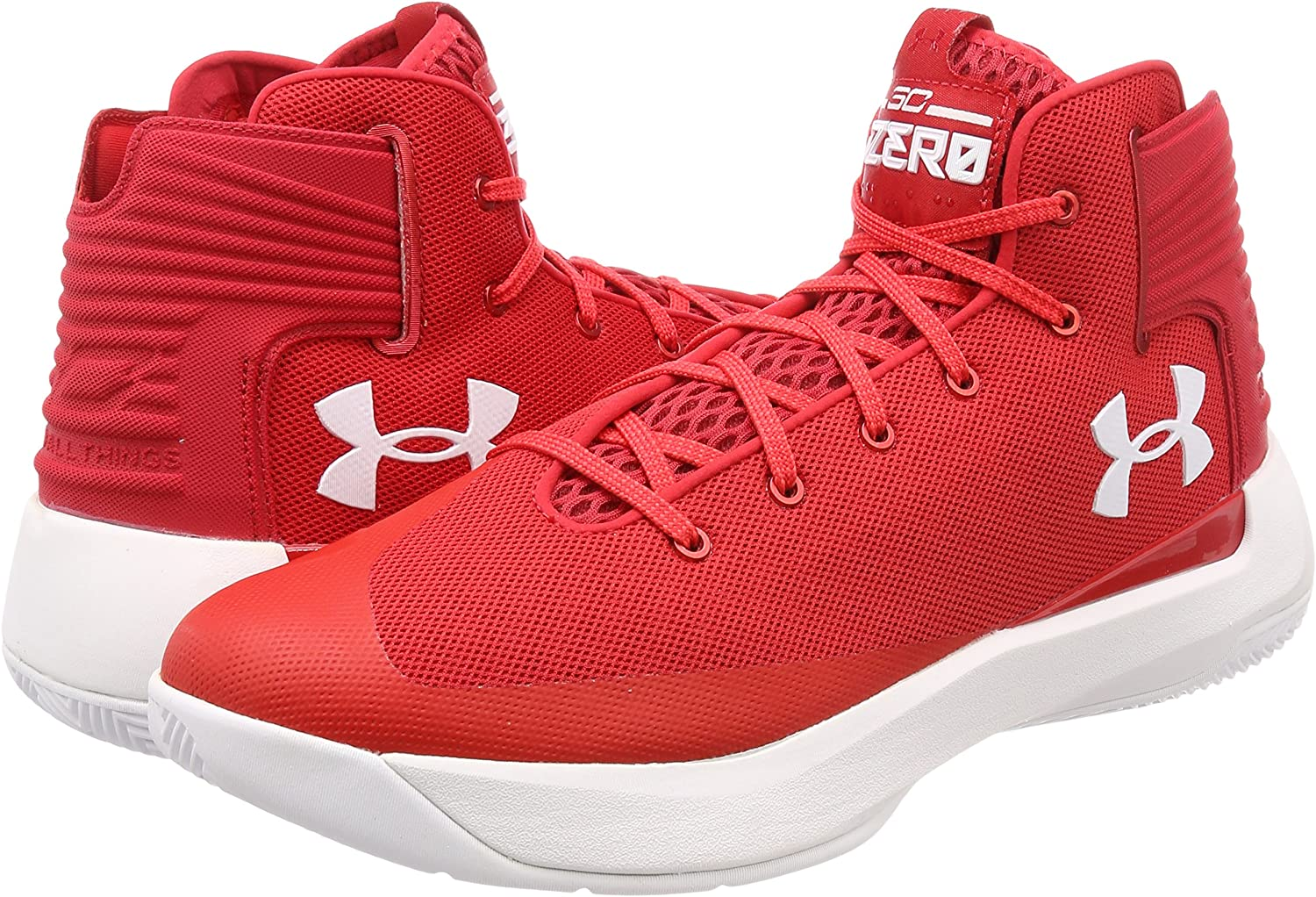 Chaussures de Basketball Homme Under Armour Curry 3
