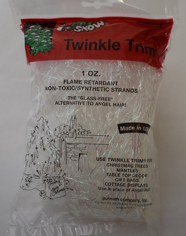 Soft Snow Twinkle Trim Putnam Company