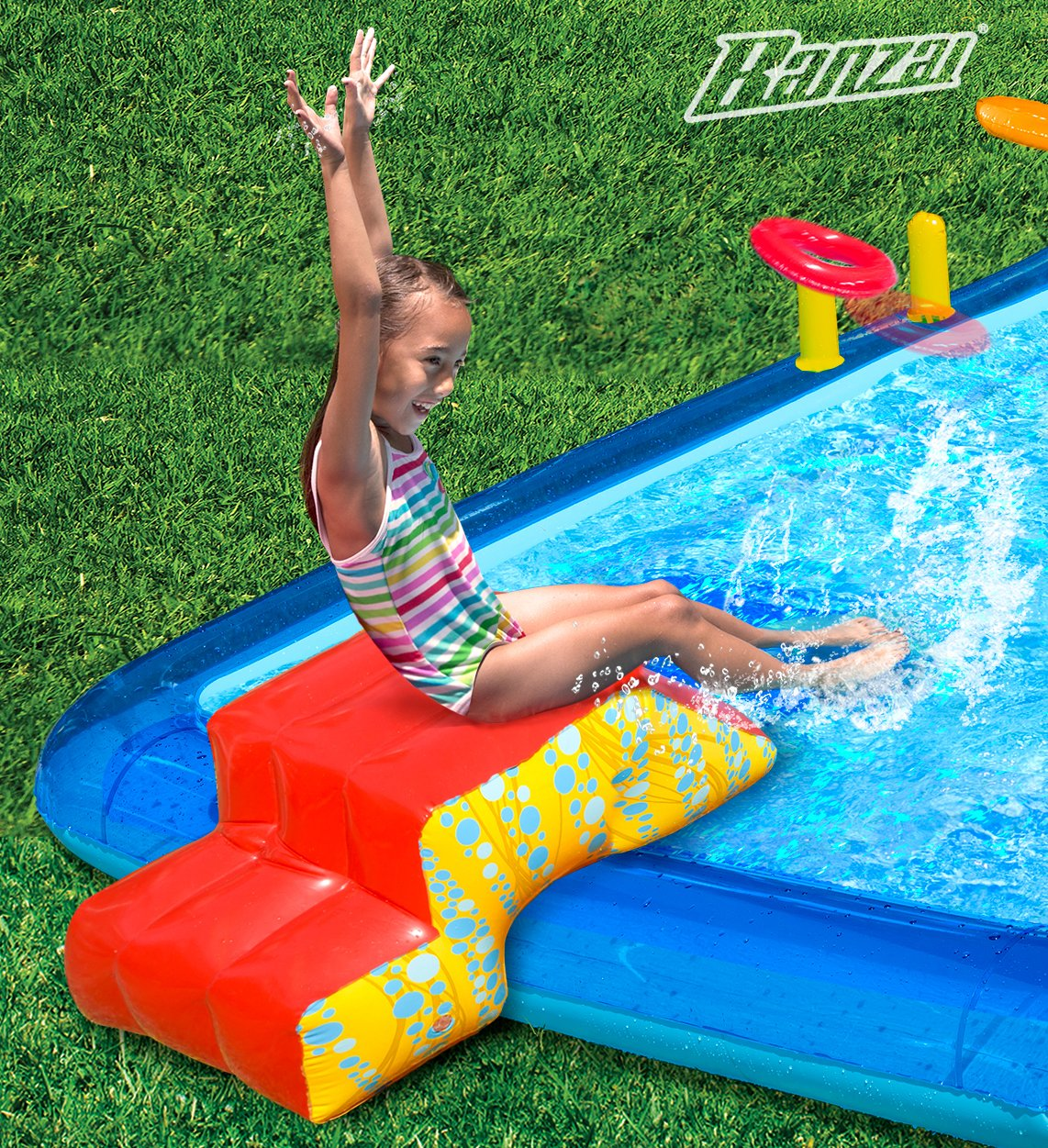 BANZAI Obstacle Course Activity Pool by BANZAI (Image #6)
