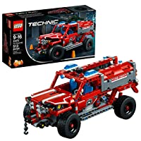 Deals on LEGO Technic First Responder 42075 + Free $20 SYWRP