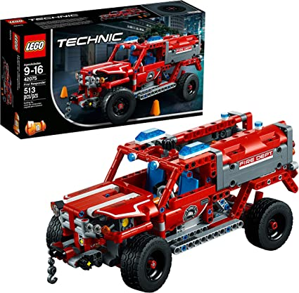 42075 LEGO Technic First Responder 2-in-1 Set 513 Pieces Age 9+