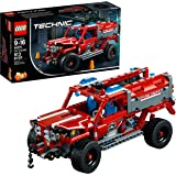 LEGO Technic 6213695 First Responder 42075 Building Kit (513 Piece)