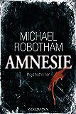 Amnesie: Psychothriller (Joe O'Loughlin und Vincent Ruiz 2) (German Edition)
