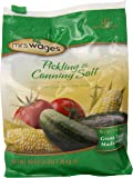 Mrs. Wages Pickling Salt, 48-Ounce Packages (Pack of 6)