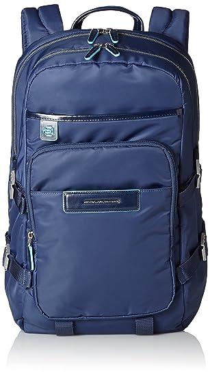 Piquadro Mochila de a diario, azul (Azul) - CA3365CE/BLU: Amazon.es: Equipaje
