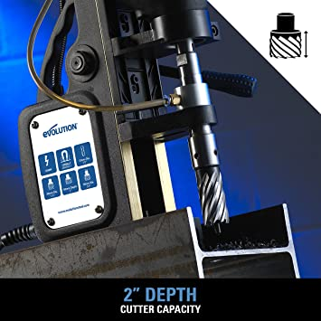 Evolution Power Tools EVOMAG28 featured image 4