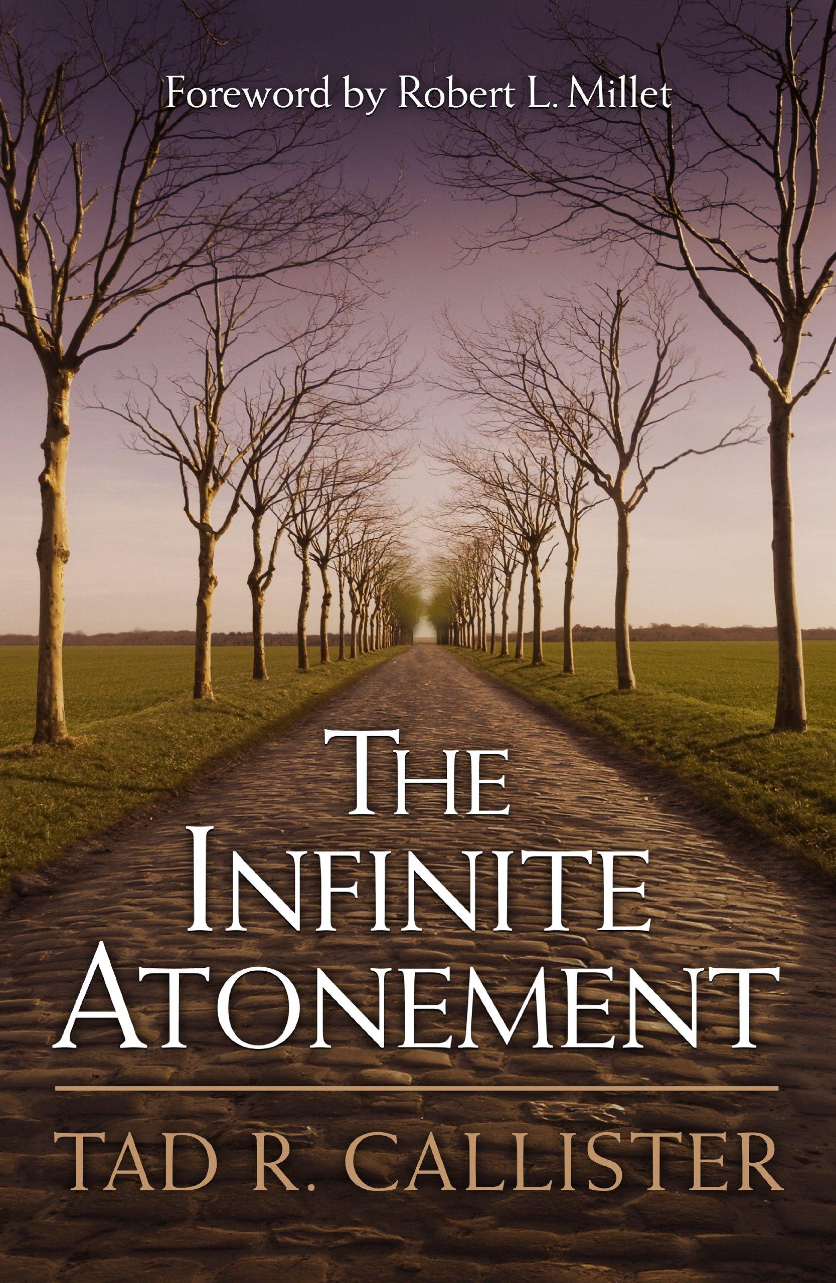 Read Online The Infinite Atonement pdf epub