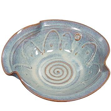 Handmade Medium \u201cNewgrange\u201d Serving Bowl-Original Irish Decorative Design with Celtic Spiral Motif  sc 1 st  Amazon.com & Amazon.com | Handmade Medium \