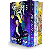 Artemis Fowl 3-book Paperback Boxed Set (Artemis Fowl, Books 1-3)