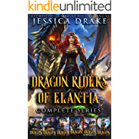 Dragon Riders of Elantia Complete Series Boxed Set: an epic dragon fantasy series
