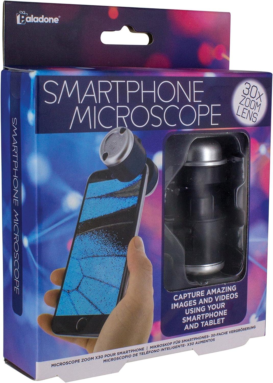 Emporium PP4597 - Microscopio para Smartphone: Amazon.es: Juguetes ...
