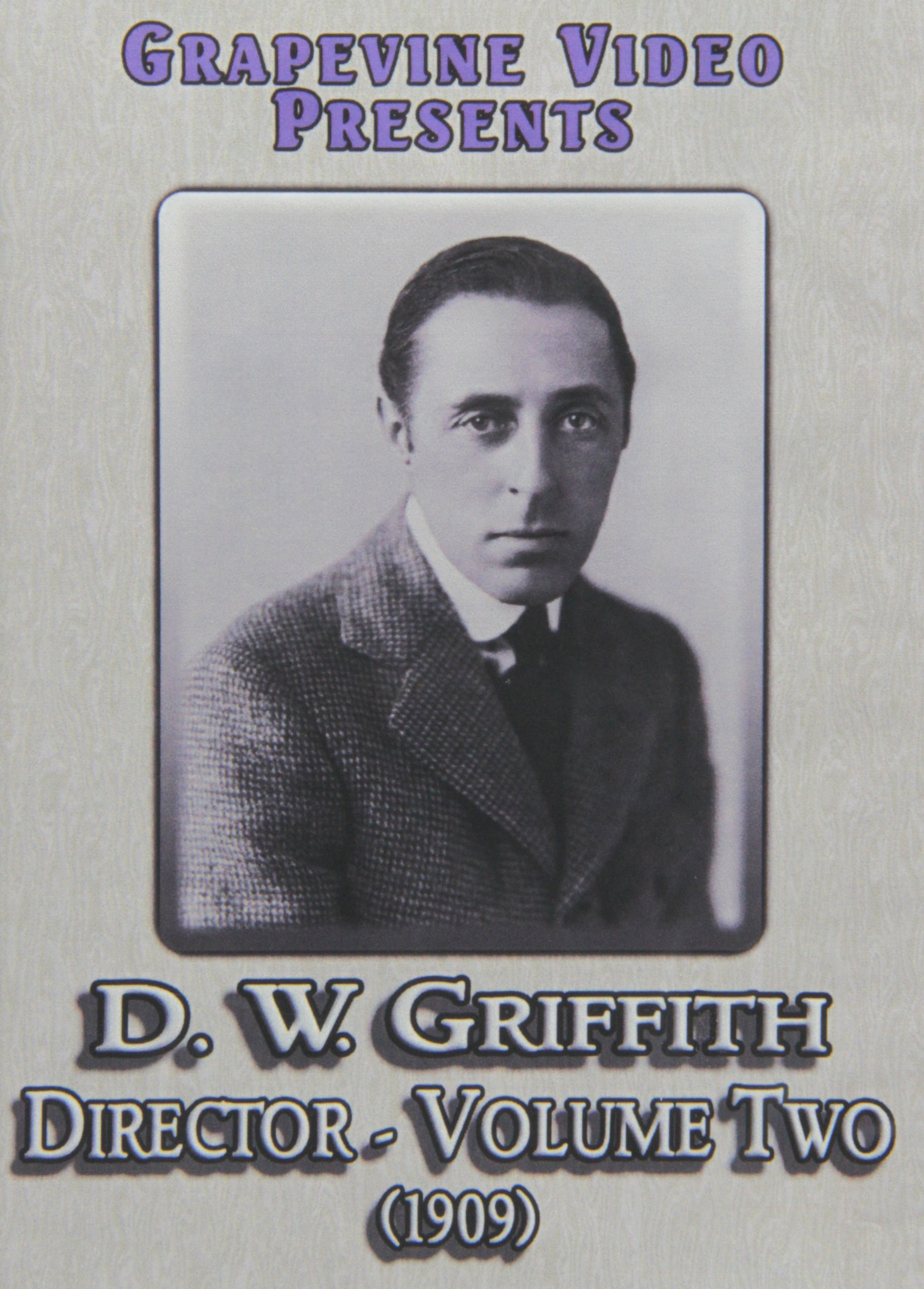 DVD : D.w. Griffith: Director: Volume 2 (Black & White, Silent Movie)