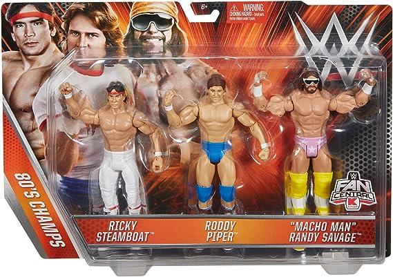 Macho Man Randy Savage Mag /& Fig Issue 10 WWE Championship Figurine Collection