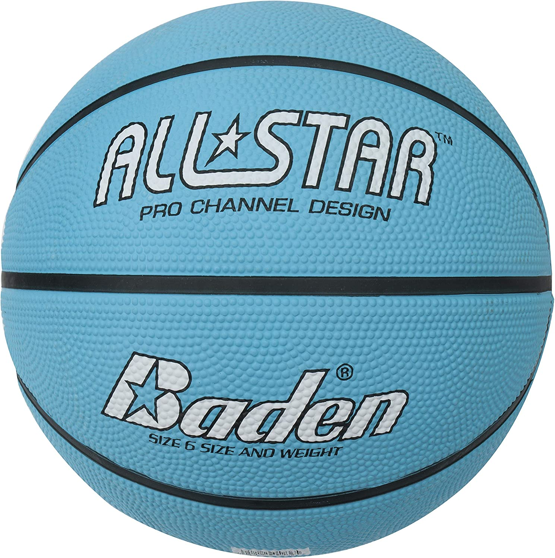Baden All Star Ballon de Basketball Mixte