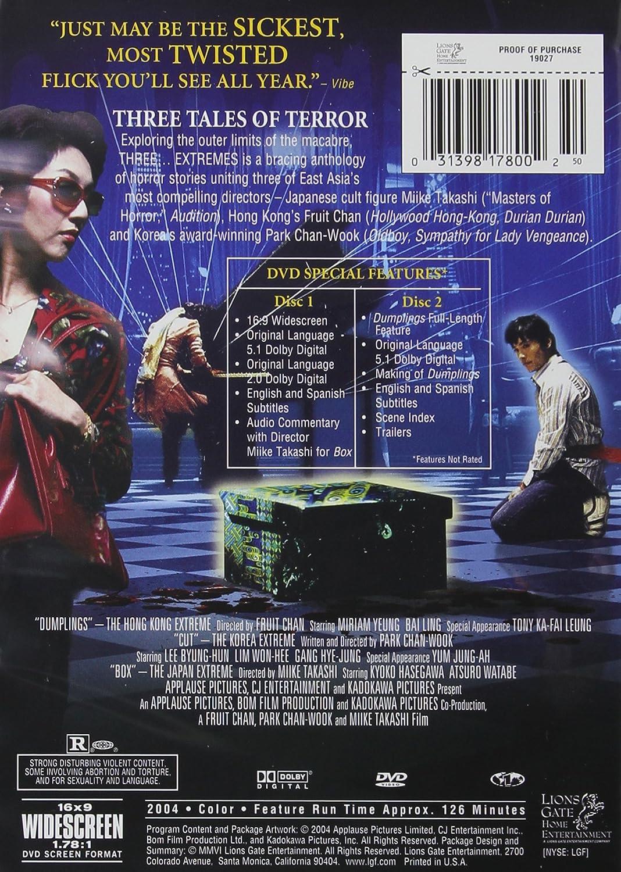 Asian mystery dvd