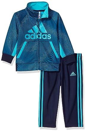 jungen adidas hose in blau