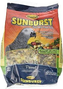 Higgins Premium Pet Foods Hig Sunburst Parrot 3lb, Large