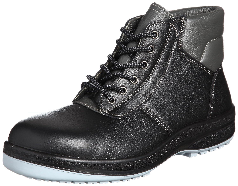 [ミドリ安全] 安全靴 中編上 HGS320 B002QD44NI 28.0 cm|ブラック ブラック 28.0 cm