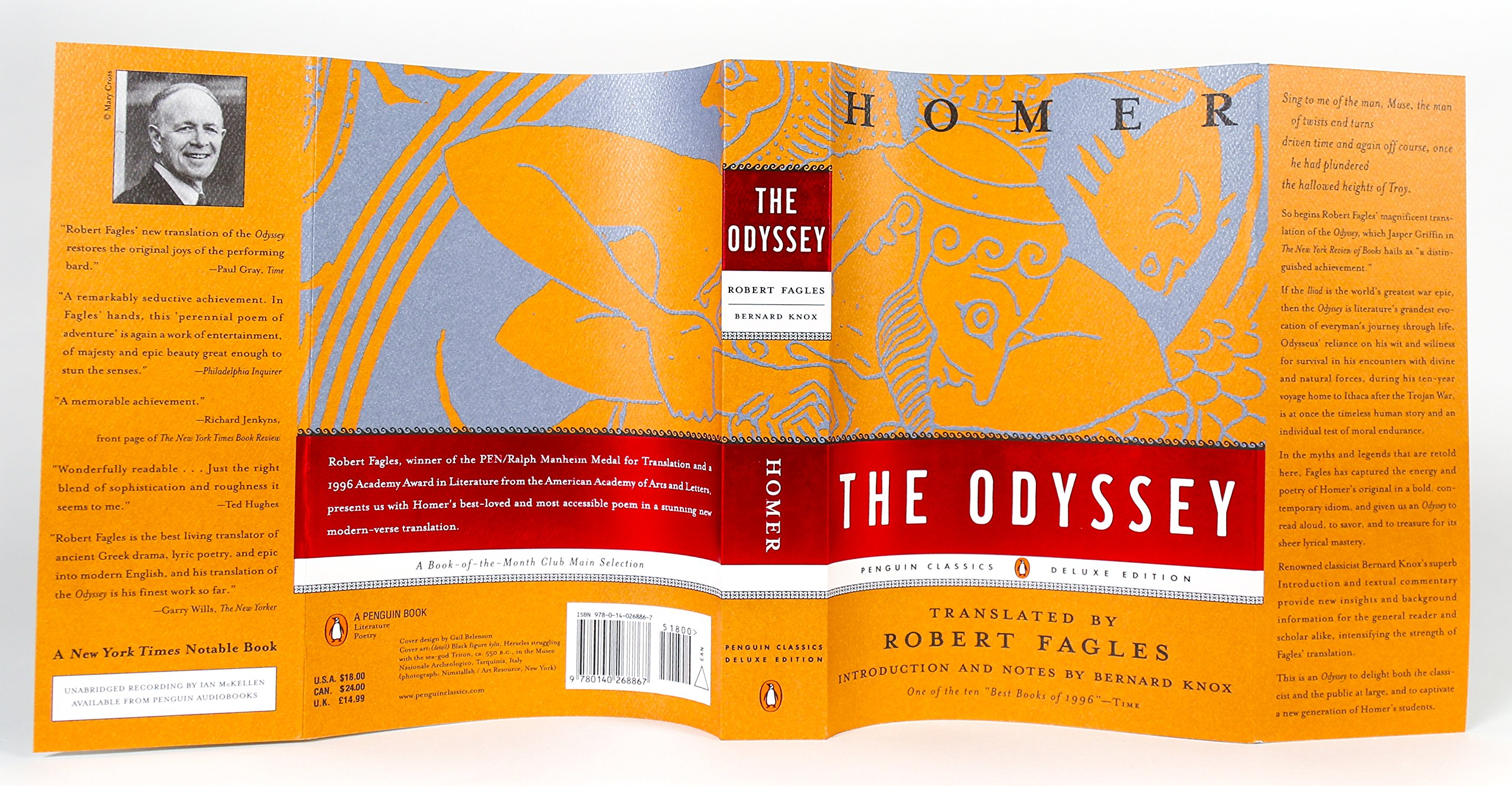Amazon The Odyssey Homer Robert Fagles
