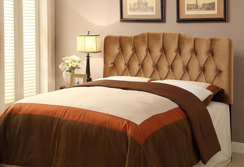 pulaski upholstered soft shape headboard king