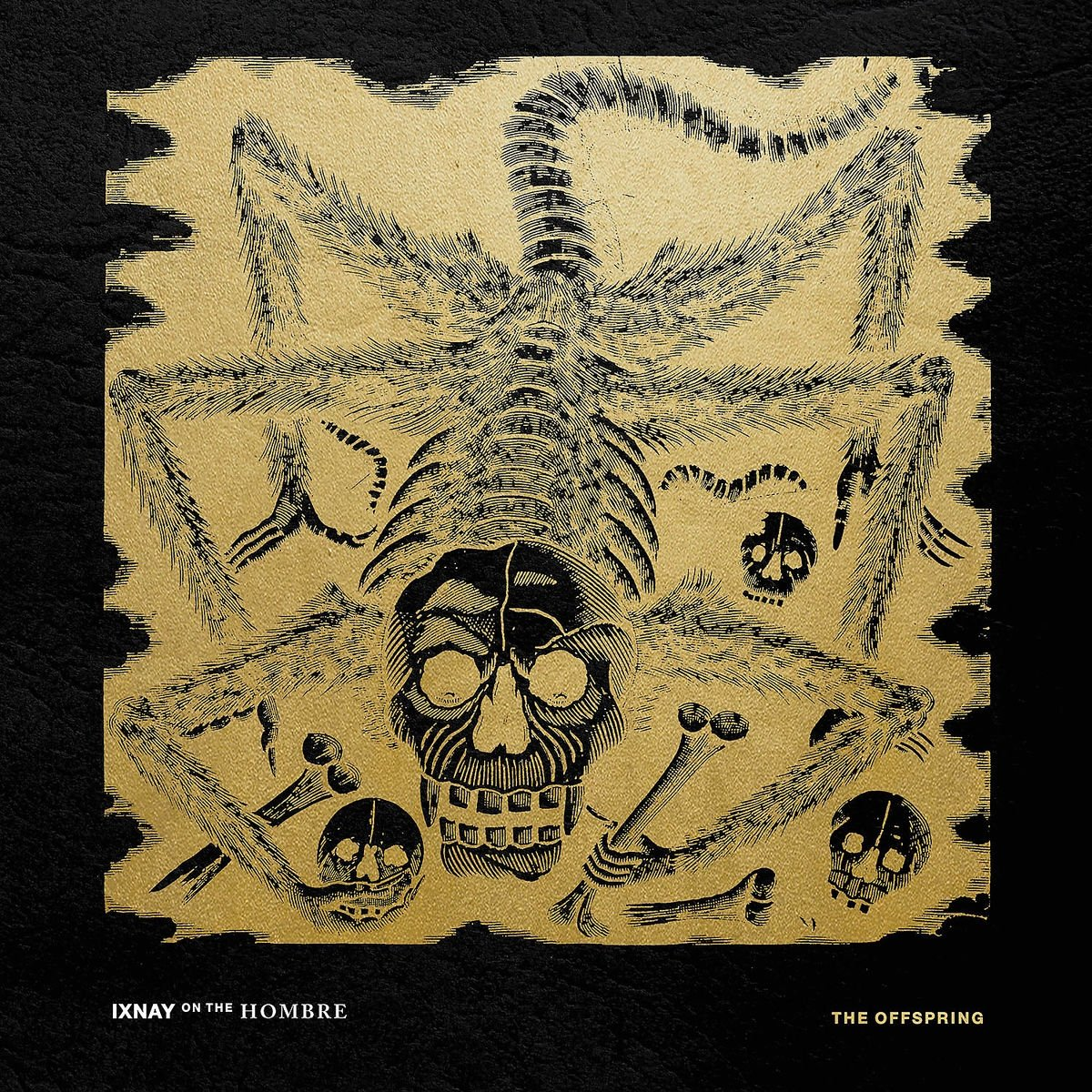 The Offspring - Ixnay On The Hombre (LP Vinyl)