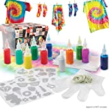 FAO Schwarz 10-Colors Tie Dye Ultimate DIY Kit for