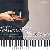 Taktakishvili, Balakirev