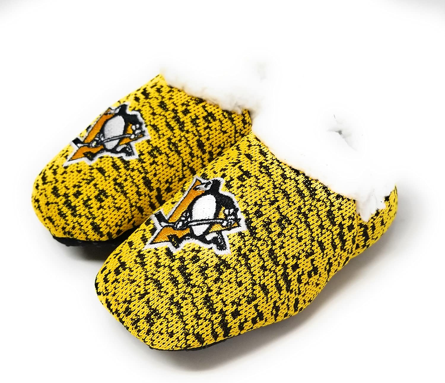 Forever Collectibles FOCO NHL Infant Knit Baby Bootie Shoe: Clothing
