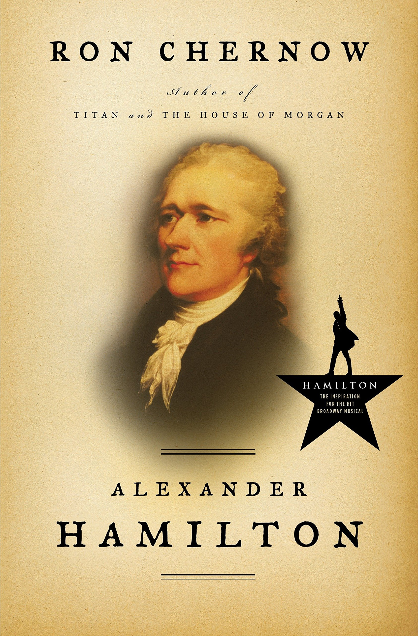 Alexander Hamilton, Chernow, Ron
