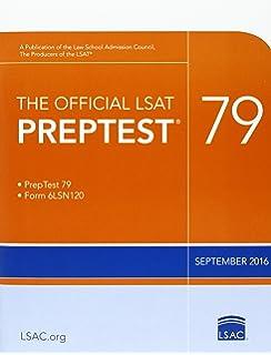 The official lsat preptest 80 dec 2016 lsat law school the official lsat preptest 79 sept 2016 lsat malvernweather Images