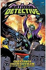 Batman - Detective Comics (2016-) Vol. 3: Greetings from Gotham Kindle Edition