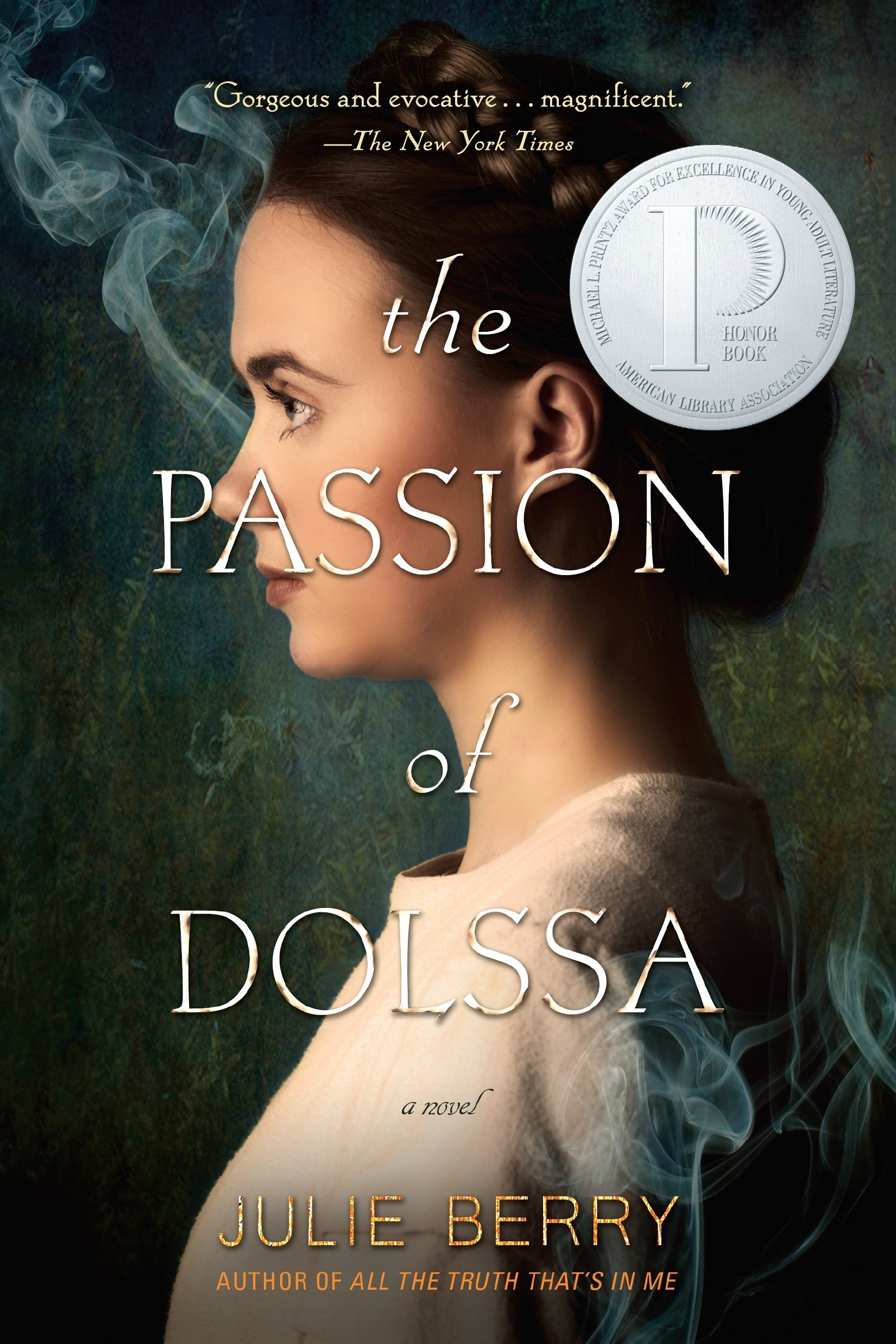Image result for the passion of dolssa by julie berry