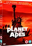 Planet of the Apes Box Set [DVD]