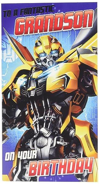 Amazon.com: Transformers La última Caballero Nieto tarjeta ...