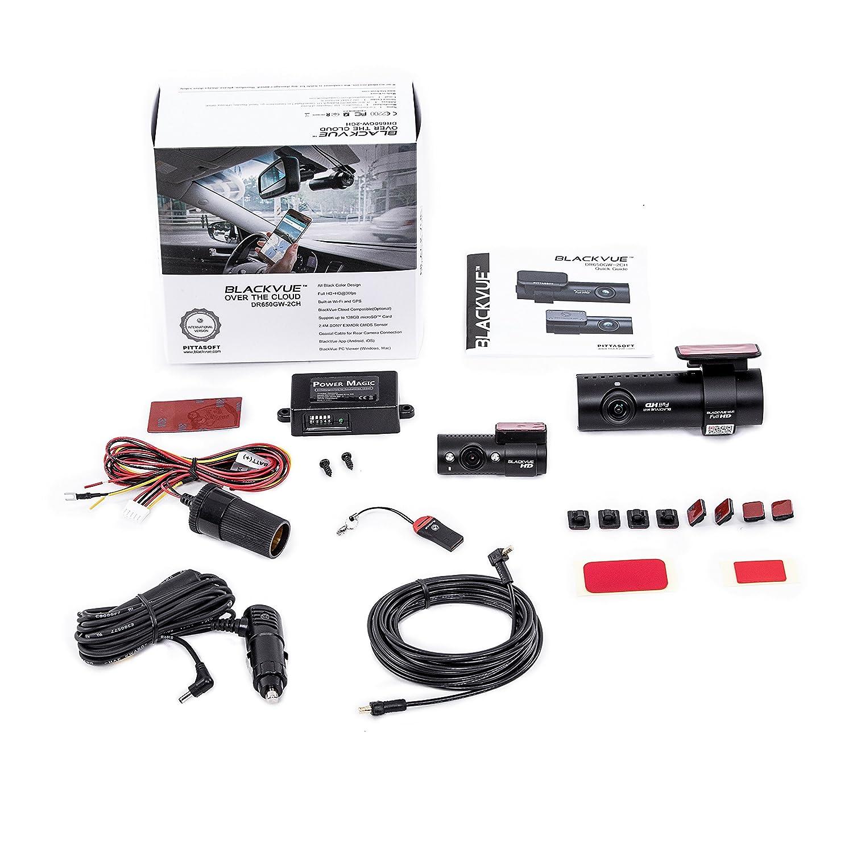 Blackvue DR650GW-2CH Full HD Dashcam testbericht