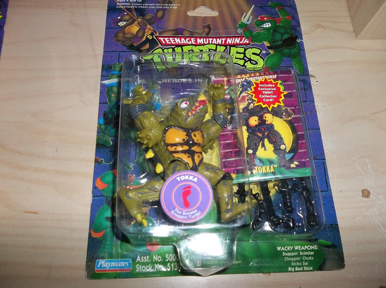 Amazon.com: Teenage Mutant Ninja Turtles tokka, la siniestra ...