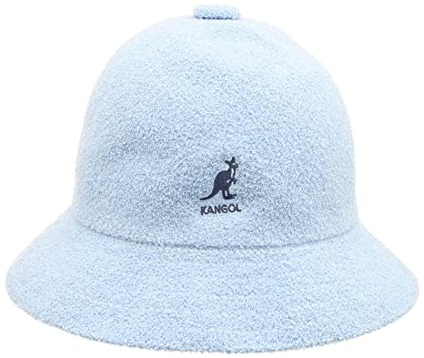 ef50af0dc43 Kangol Men s Bermuda Casual Bucket Hat Classic Style at Amazon Men s  Clothing store