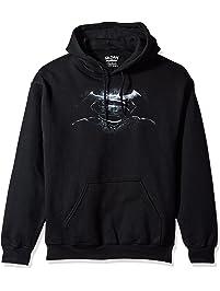 Trevco Mens Batman V Superman Hoodie Sweatshirt Hooded Sweatshirt